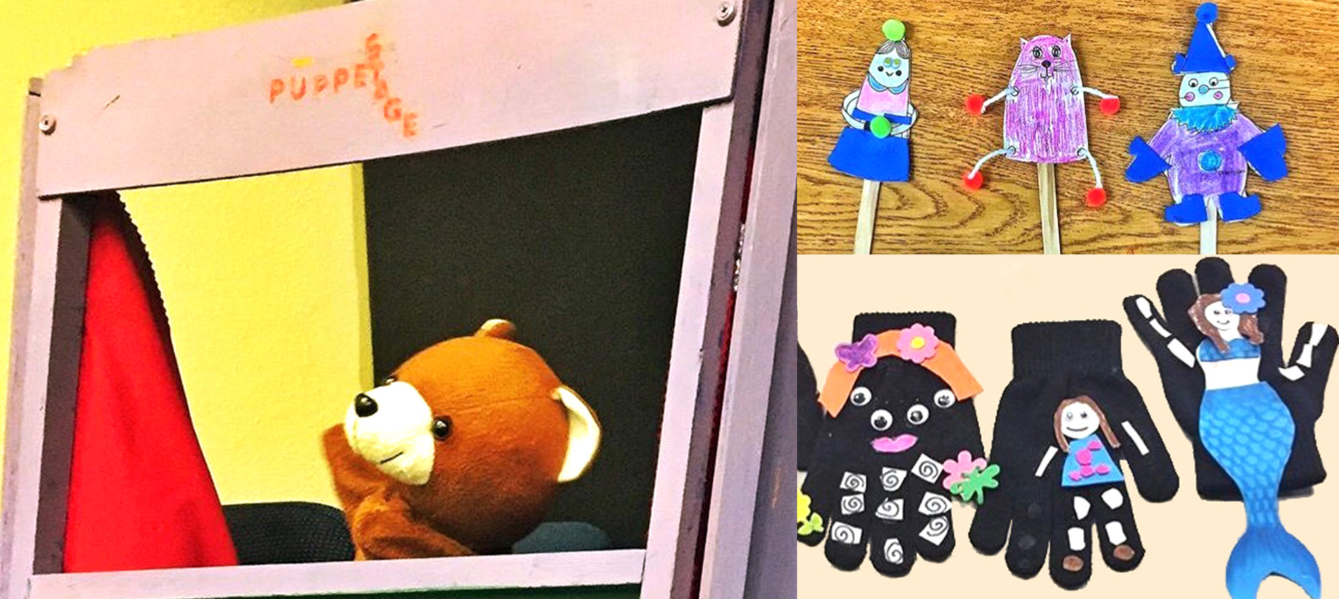 Puppetry (Grades 3-7)