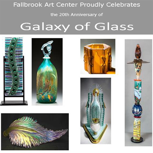 20th Annual Galaxy of Glass