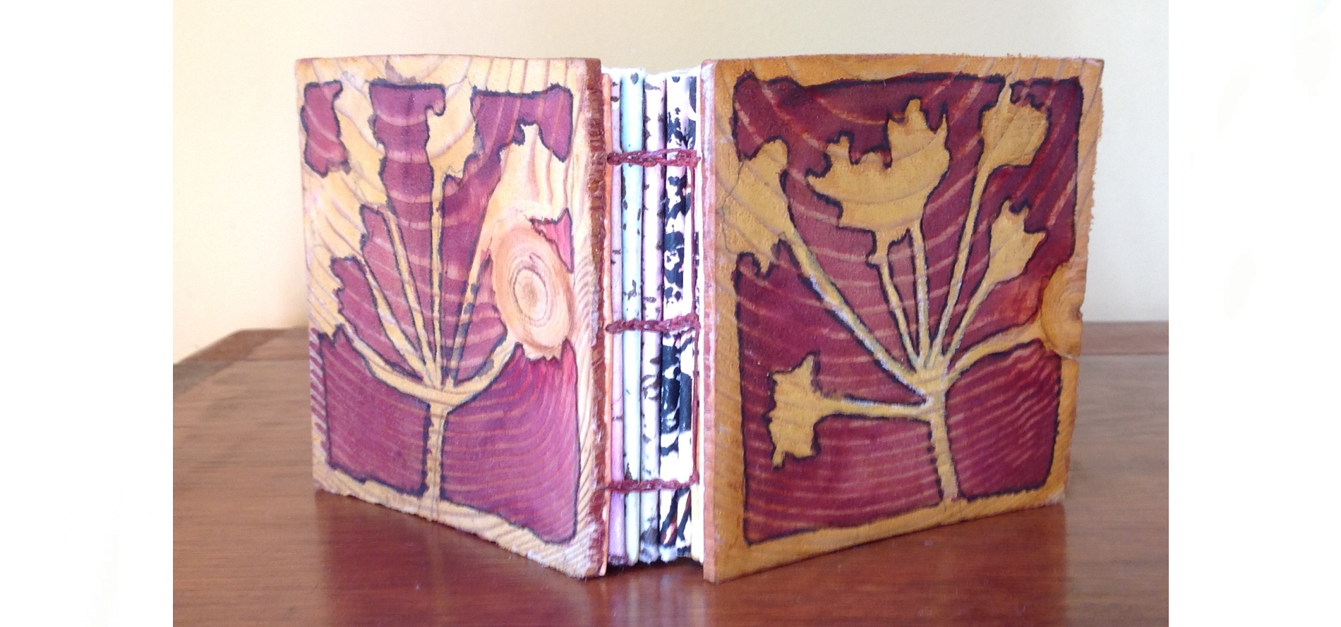 Book Arts: Structured and Altered
