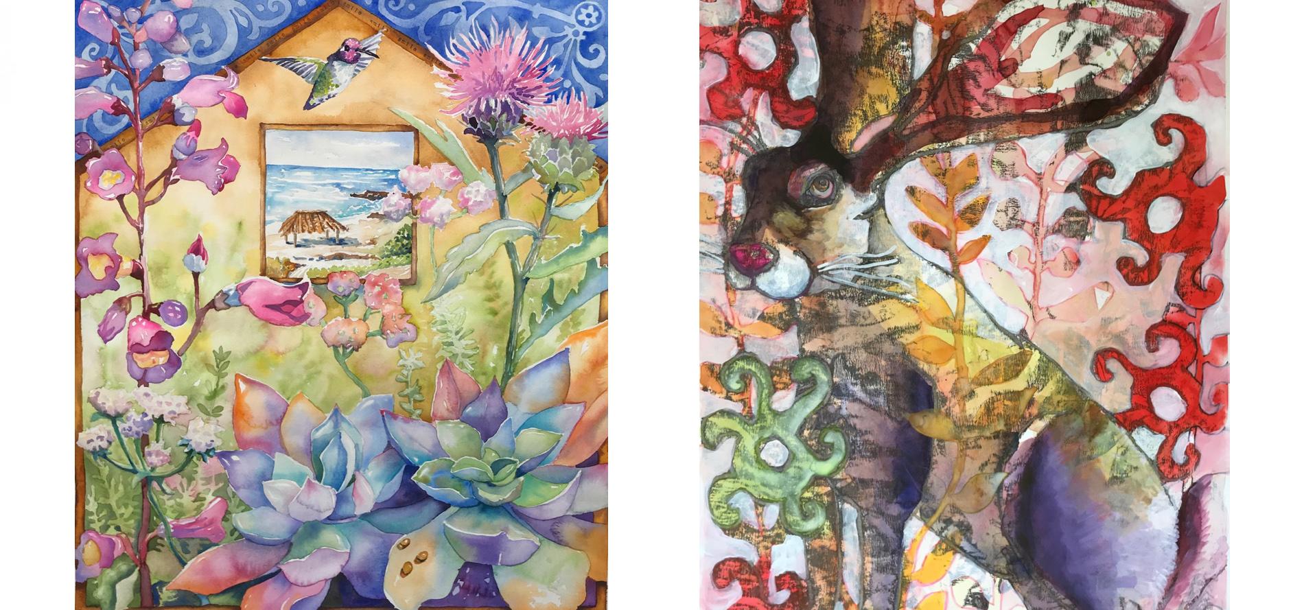 Contemporary Watercolor