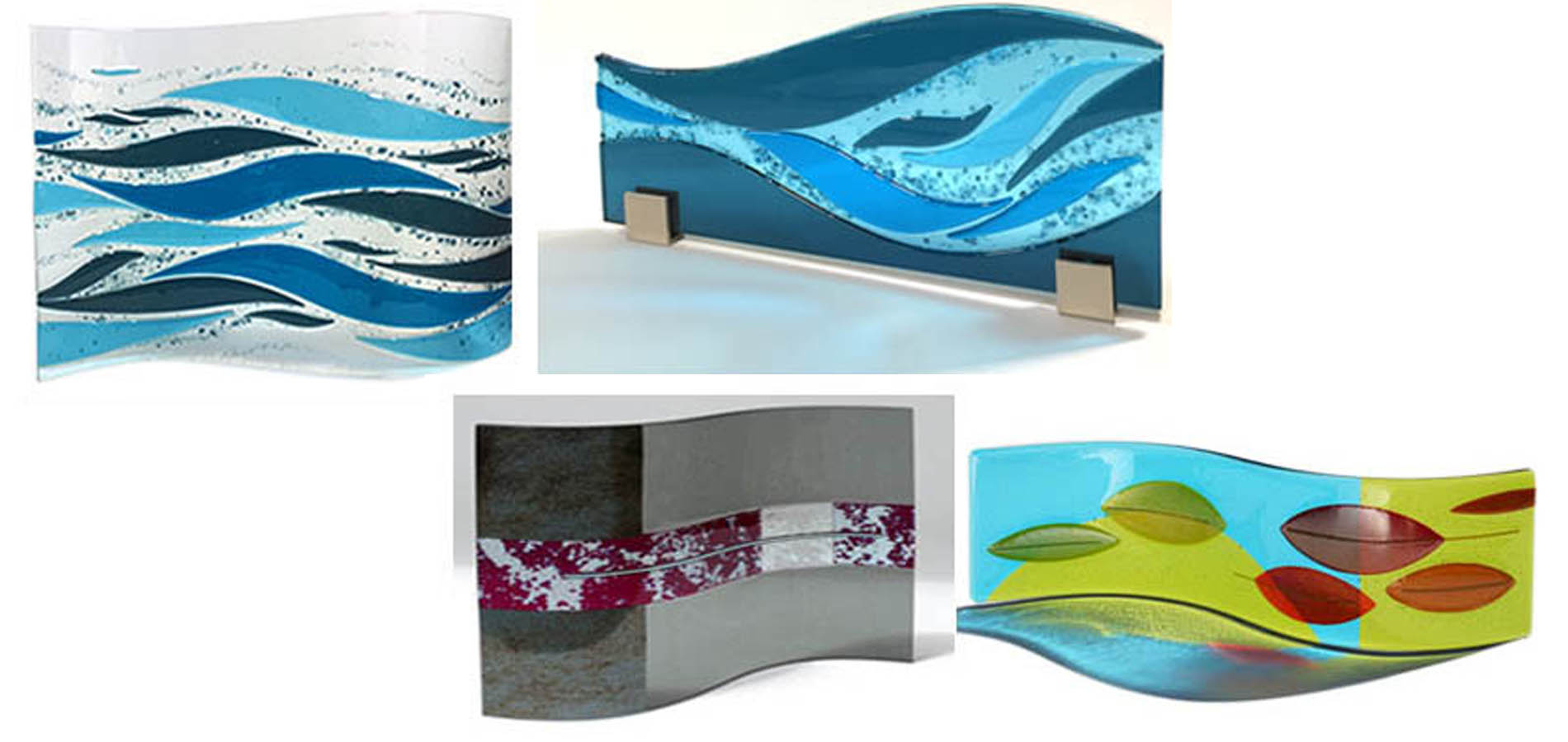 Let's Make Waves.... Glass Fusing Project!