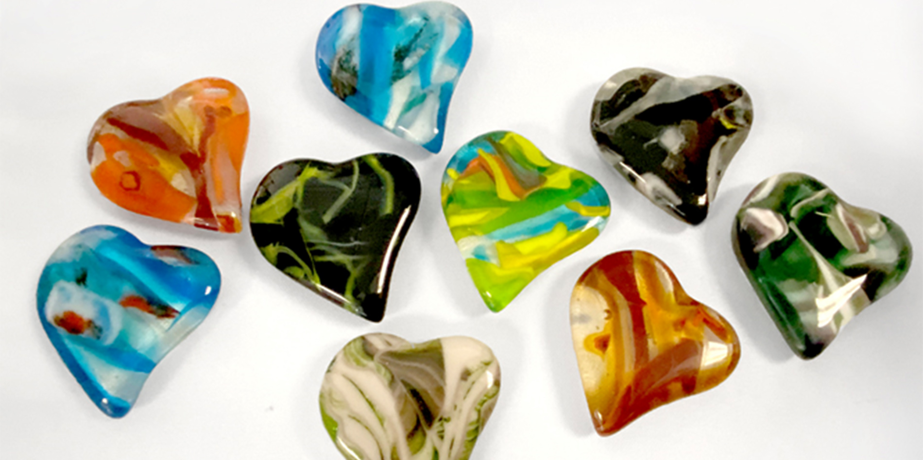 Hearts for Valentine's Day ! - Cast and Frit