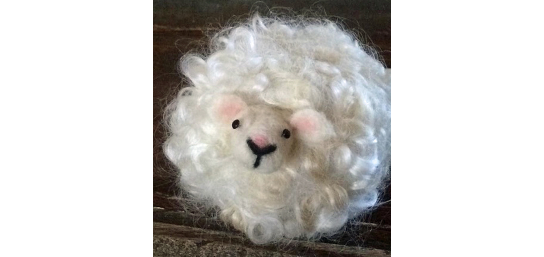 Needle Felting - Fuzzy Friends (Ages 15 & up)