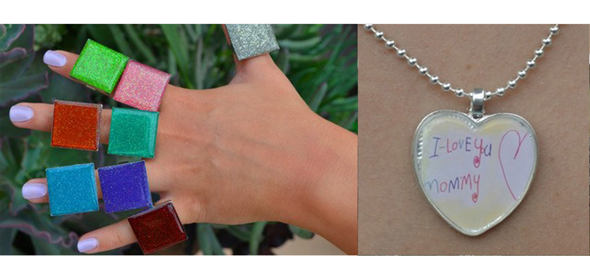Resin Jewelry Workshop (Ages 15 & up)