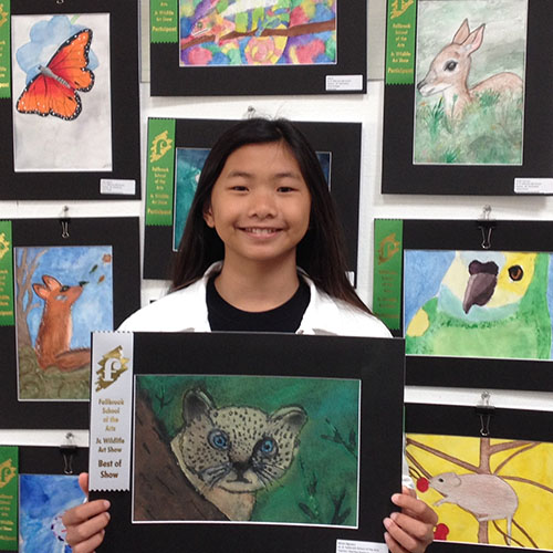 Jr. Wildlife Art Show