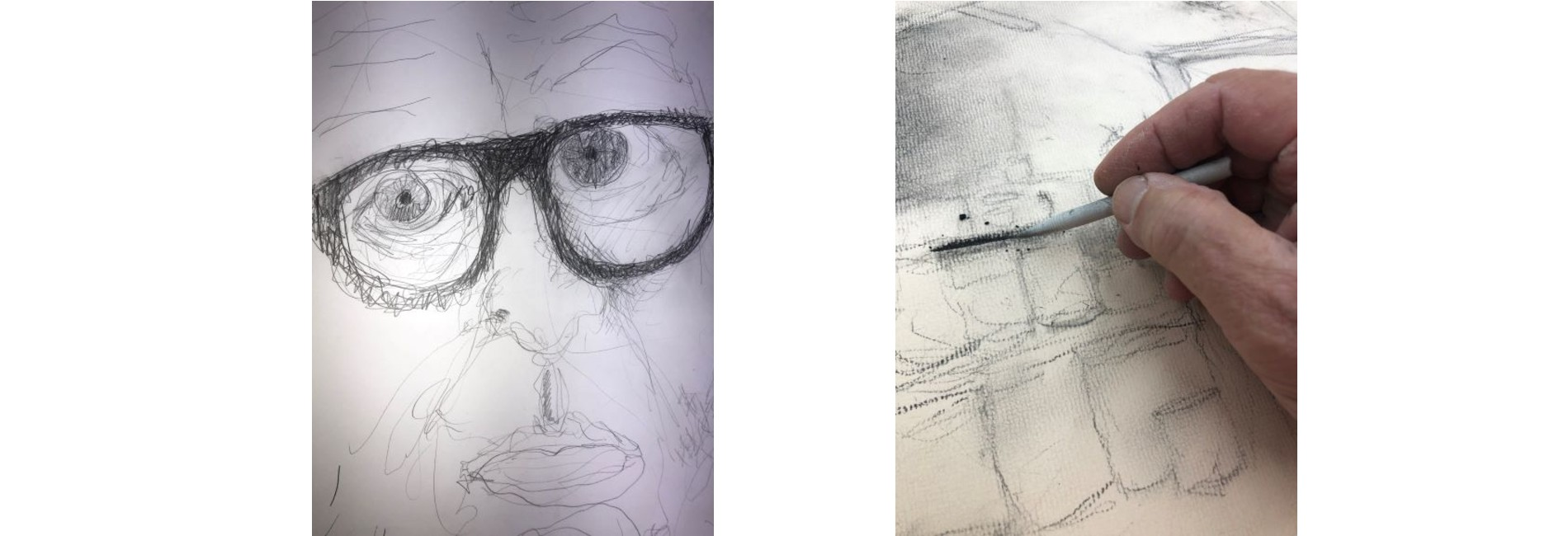 No Fear Drawing