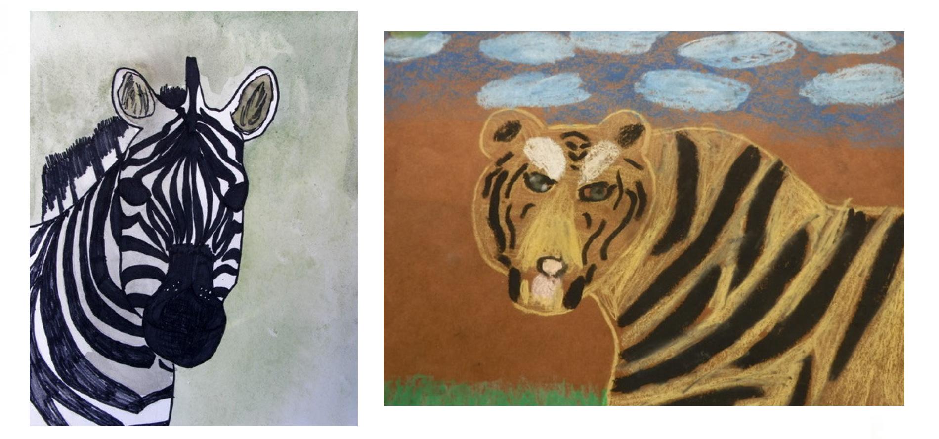 Art Expressions Camp Grades 3-8