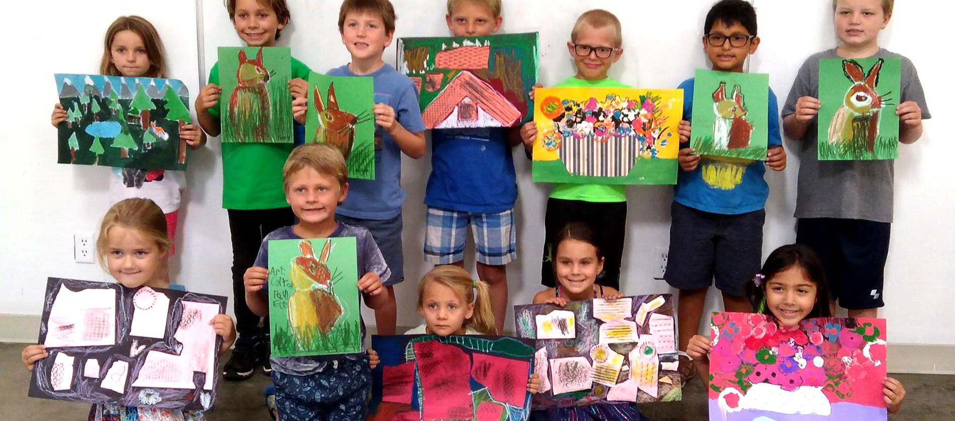 Art Expressions S.D. Fair (Grades K-2/3)