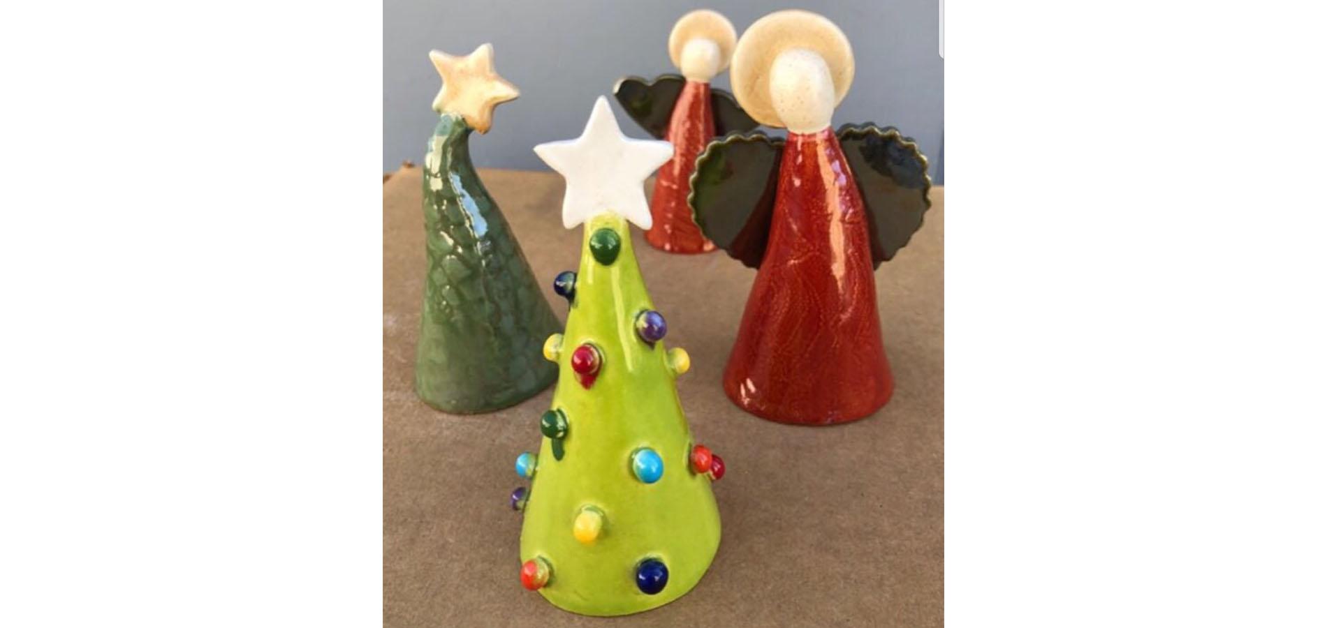 Ceramic Holiday Art!