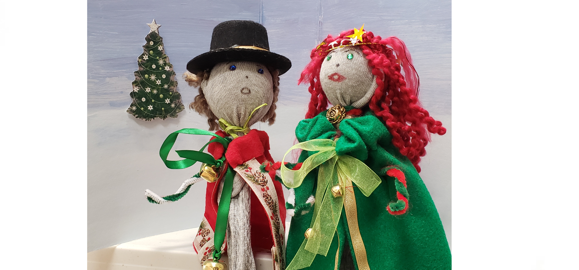 Holiday Puppet Workshop (Grades 1-6)