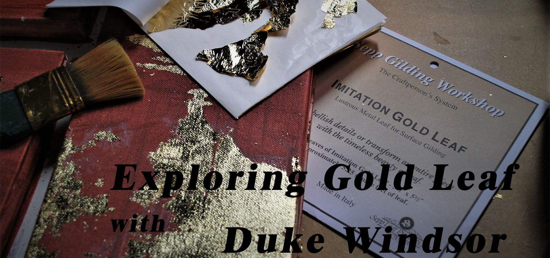 Exploring the Joy of Gold Leaf