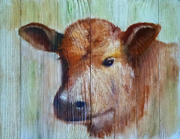 Just a Calf