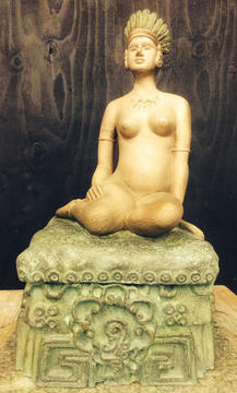 Xochipilli Fertility Goddess