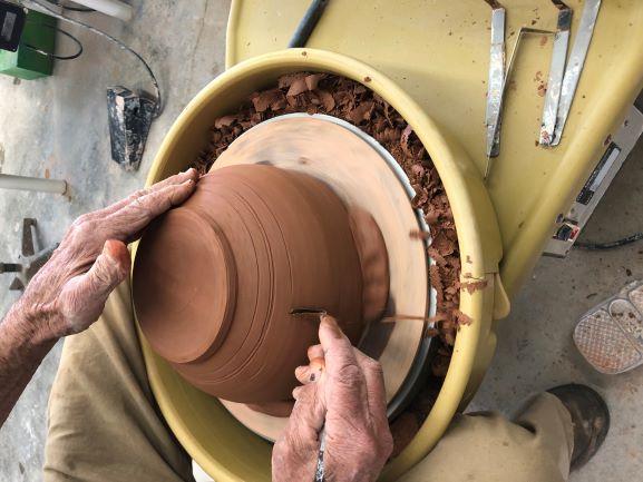 Pottery Wheel Basics 1