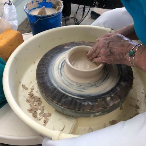 Pottery Wheel Basics 3