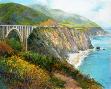 Bixby Bridge at Big Sur