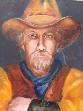 Pete The Cowboy Poet