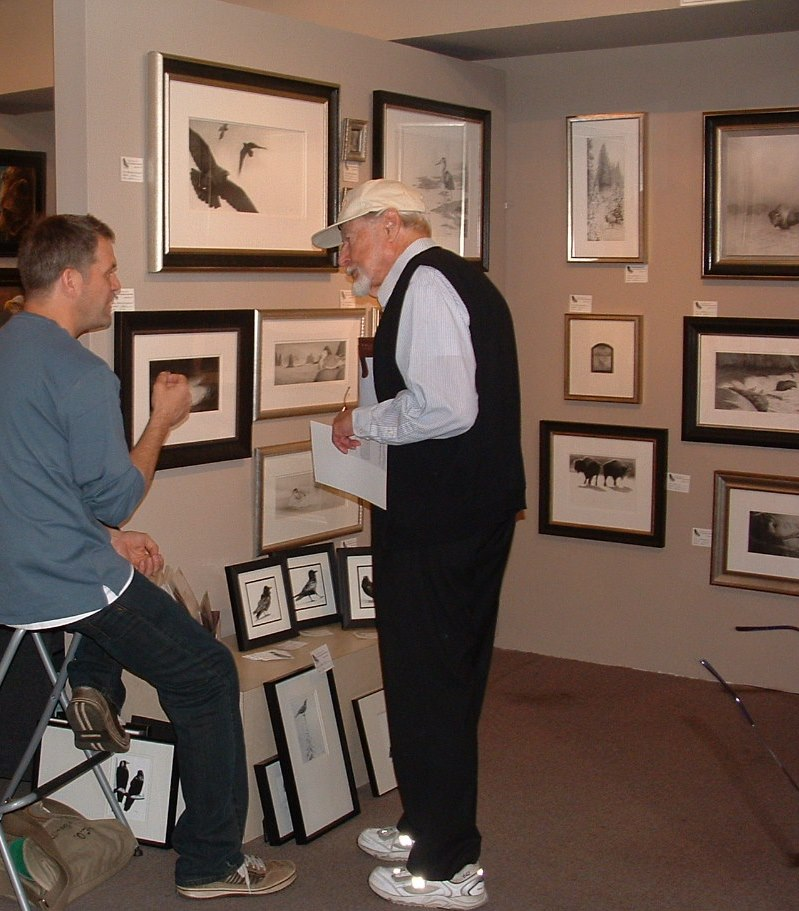 Reflections of Nature: Wildlife and Landscape Show & Sale