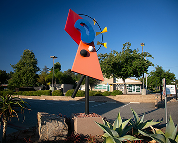 Girl With Kite (Steel) by Melissa Ralton profile picture