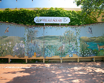 Village Mural by Gee and others profile picture