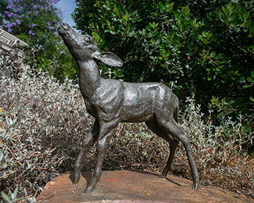 Dawning (Bronze) by Nancy Scott profile picture