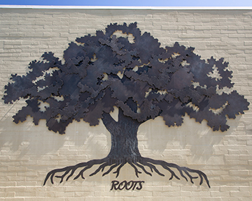 Roots (Steel) by Melissa Ralston profile picture