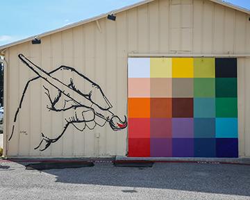 Colors for FSA (Mural)  Dixon Fish profile picture