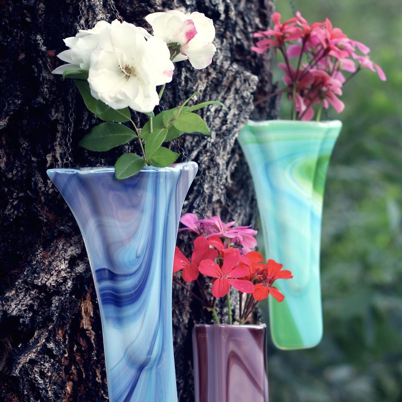 Wall Pocket Vase Workshop