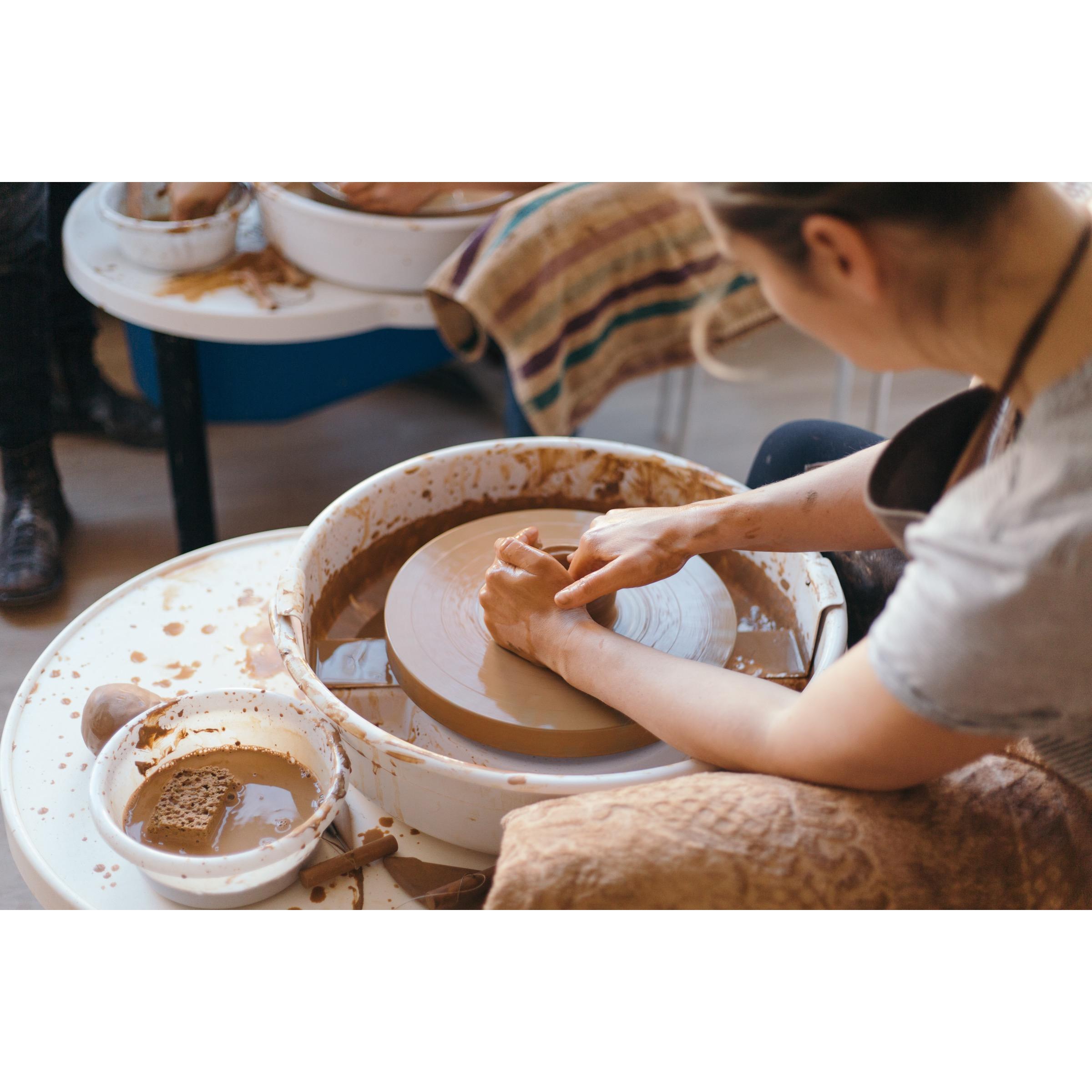 Ceramics Open Studio - August 2020