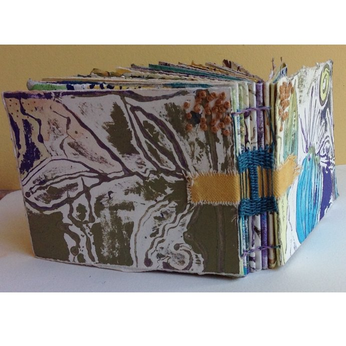 Book Arts: Structured & Altered