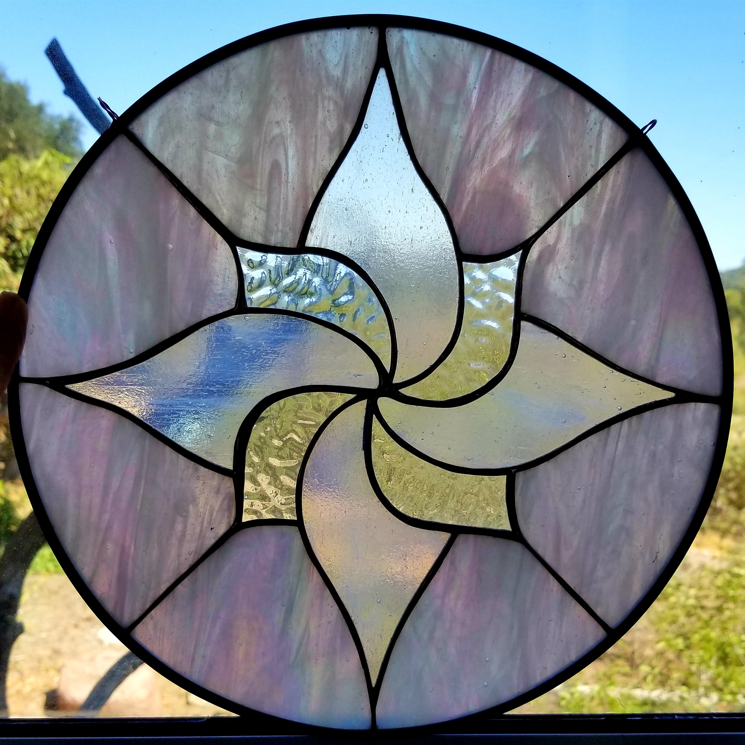 Color Your World in Stained Glass