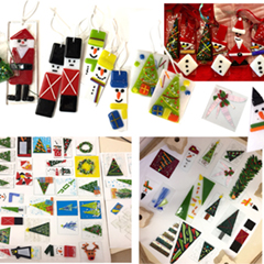 Holiday Ornaments - Morning Workshop