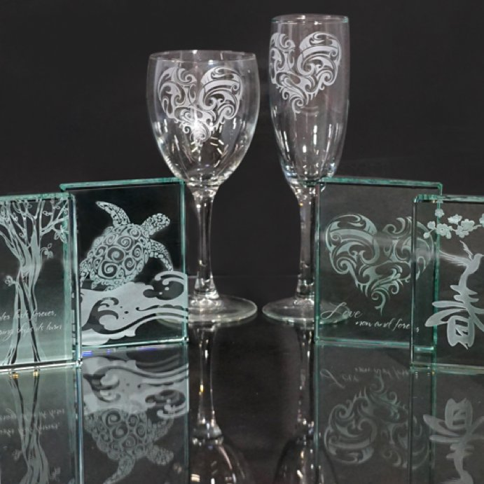 Paperweights, Glassware, and Gifts... Oh My! - Session 1