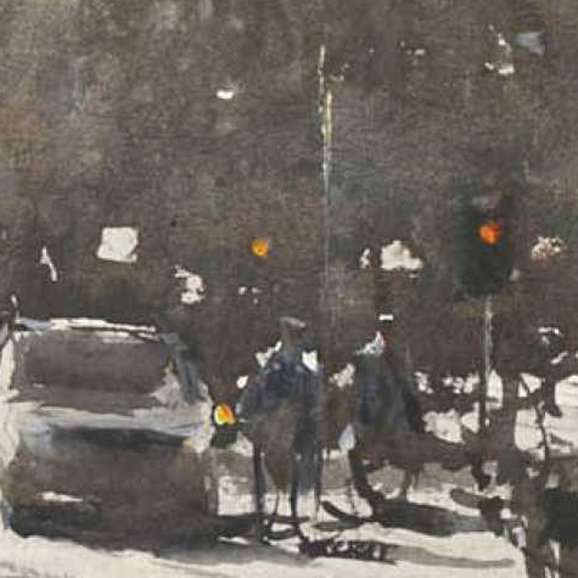 Joseph Zbukvic 5-Day Watercolor Workshop