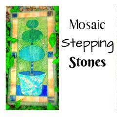 2-Part Mosaic Stones (Two Saturdays 3/28 & 4/11)