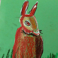 Wildlife Art (Grades K-2/3)