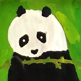 Wildlife Art (Grades 3-7)