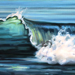 Paint the Ocean with Debra Sievers
