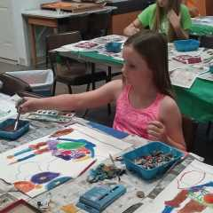 Art Expressions Summer Camp (Grades 3-7)