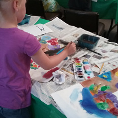 Summer Art Expressions Camp (Grades K-2/3)